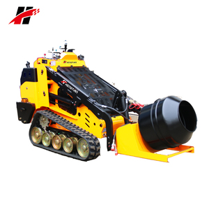 CHINA hengtian TY brand new mini skid steer loader 30HP perkin diesel engine like boxer toro loader