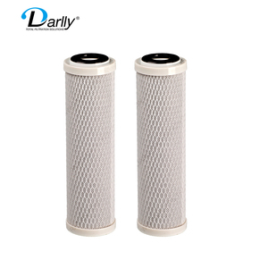 Darlly coconut activated carbon filter 10inch water cartridge filter