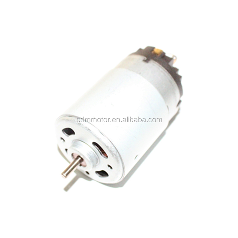 35.8mm diameter small electric motor for Robotic sweeper 230v
