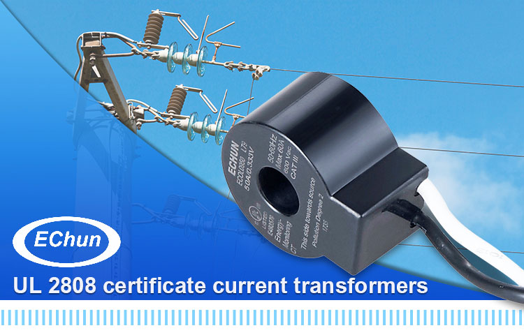 150mm window size 5000A split core current transformer easy mount