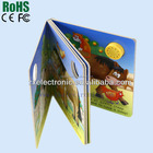 Kids Sound Book/Music Book/Recordable Story Talking Book