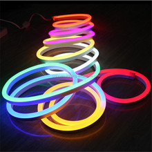 High quality led neon flex rope hose light with CE ROHS