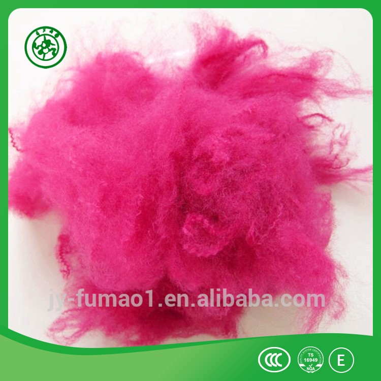 100% Virgin Polyester Staple Fiber,Home Textile