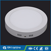 Commercial Aluminum Alloy 24W surface mounted led panel light