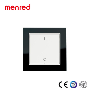 MENRED Home wall Solar power No battery No wiring wifi 2 way radio