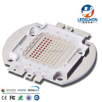 high power full color 90W rgb led chip for stage light use