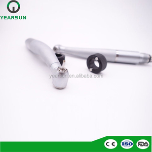 Good cooling system 5led lights high speed handpiece with single water spray