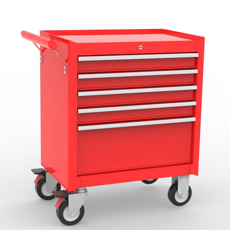 heavy duty mechanic tool box 7 drawers roller toolbox cabinet large