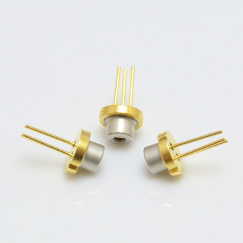 Sharp High Power TO Can 5.6mm UV Laser Diode 405nm 350MW