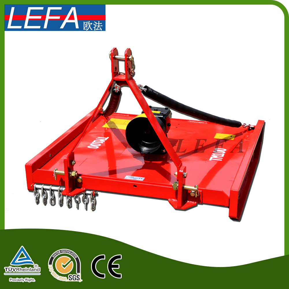 High rotary speed garden grass cutter rotary topper mowers