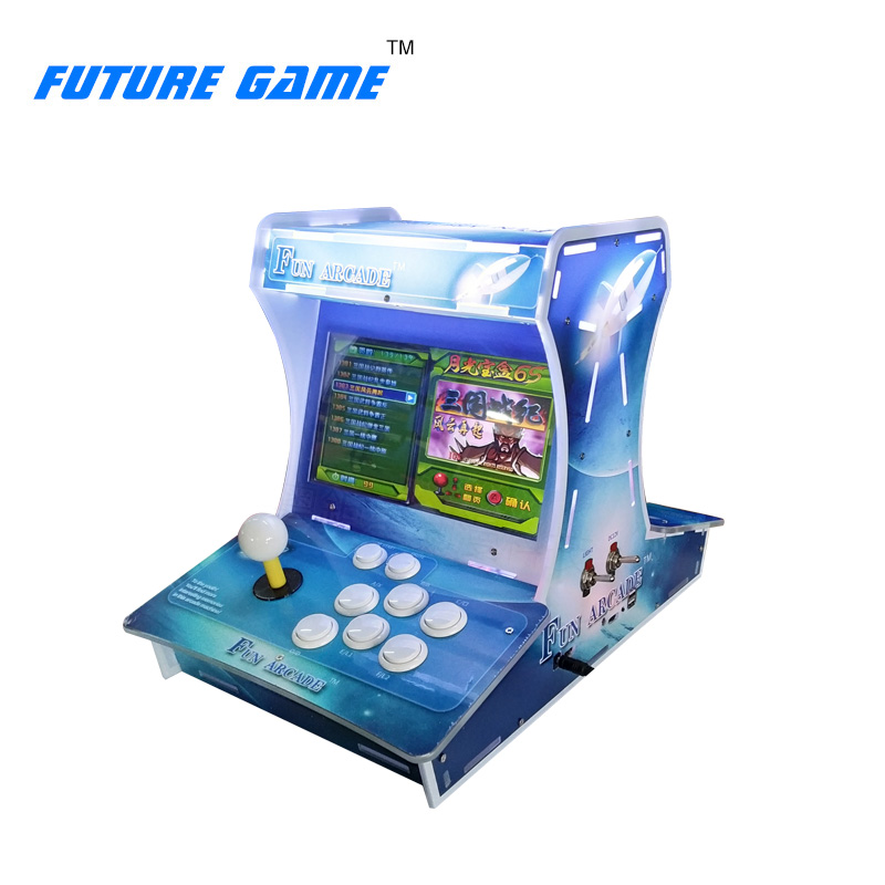 Fun arcade Bartop arcade video game consoles mini pandoras box arcade 1388 in 1 фото