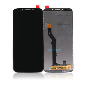 Image of LCD Pantalla For Motorola For Moto G6 Play XT1922 LCD Display Touch Screen Digitizer Assembly