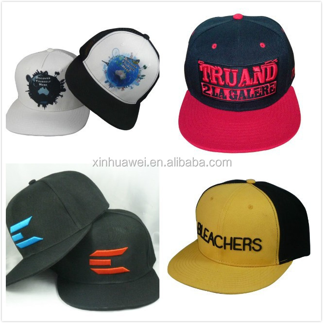 Fashion Design Two Tone Wholesale Blank Trucker Hats