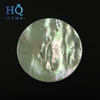 Hot Sale Thailand Mother Of Pearl Shell Round Slice MOP Pieces Price