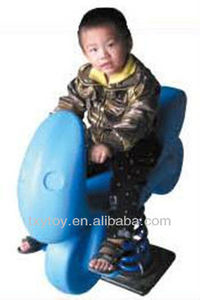2013 New Cartoon Desing!! Kids Motorcycle Rocking Horse LT-2114G
