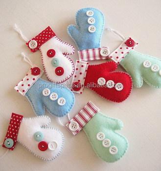 caliente nuevo producto barato tejido colorido artesanal adornos hechos a mano al por mayor decoracin