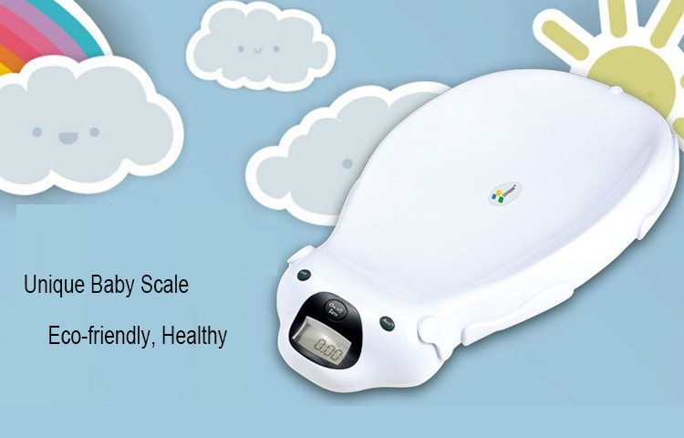 App iphone health electronic infant 20kg baby digital scale