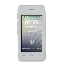DIHAO HOT SALE MELROSE S9 2.4 inch Android 4.4 Smart Card Mobile Phone