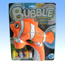 Animal bubbles toys fish models bubble gun toys