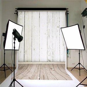 3X5FT Vinyl Photography Background White Wall Floor Photographic Backdrops For Studio Photo Props 90 x 150cm Cloth