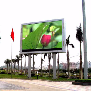 P10 Big Commercial Advertising display screen Led Tv 10mm Outdoor waterproof Giant Street led Screen display