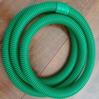 washing machine drain hose making machine/ corrugated pipe making machine