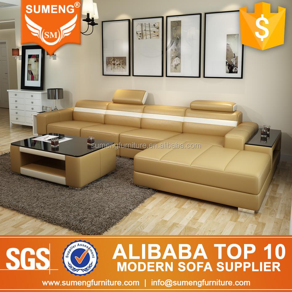 Foshan Shunde Furniture Luxury Italian Leather Sofas For Living Room Sofa Product