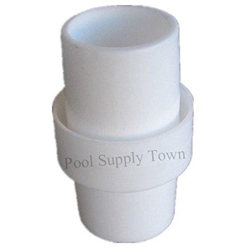"PoolSupplyTown 1-1//2/"" Pool Vacuum Hose Swivel Adapter Connector For Manual Va..."