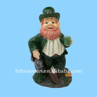 Leprechaun Figurine, Leprechaun Figurine Suppliers And Manufacturers At  Alibaba.com