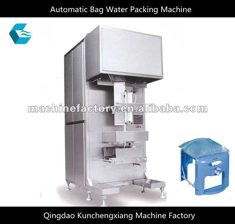 Automatic drinking pure water sachet filling packaging machine
