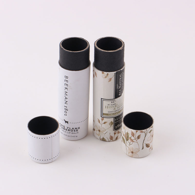 Competitive Price Hard Paperboard Lipstick Package Tube