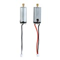 Good Quality 2PCS JJRC H16 YiZhan Tarantula X6 RC Quadcopter Spare Parts Motor CW CCW