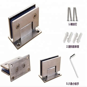Top Selling 90 Degree Self Closing Shower Screen Glass Door Hinges