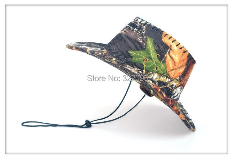 Camouflage Cowboy Hat Promotion-Shop For Promotional
