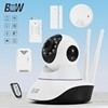 High quality pan and tilt zoom p2p hd wifi ip camera with google play store app download
