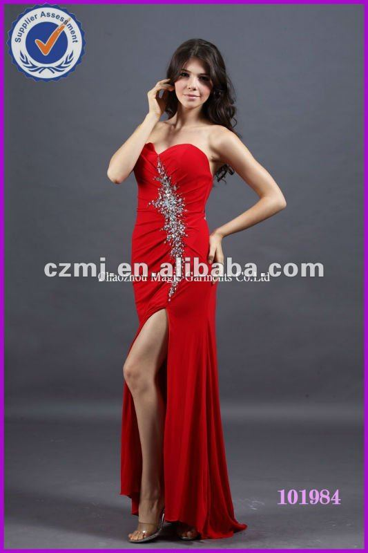 Spring 2012 new arrival red carpet dresses