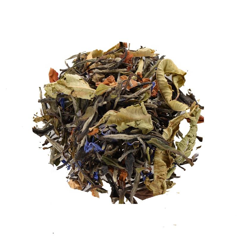 Most Popular White Tea With Aromatic Lavender Rose Petals And Sweet Scents Of Peach - 4uTea | 4uTea.com