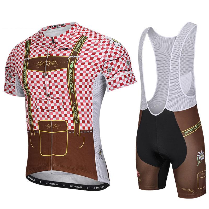 5097e89a4 China Team Cycling Set