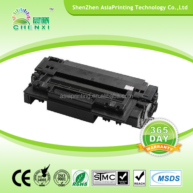 Alibaba high quality supplier sale toner cartridge Q7551A for hp printer