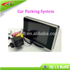Mini size monitor, Mini 3.5 inch digital HD TFT LCD monitor, Stand alone monitor with 3.5 inch for Universal cars