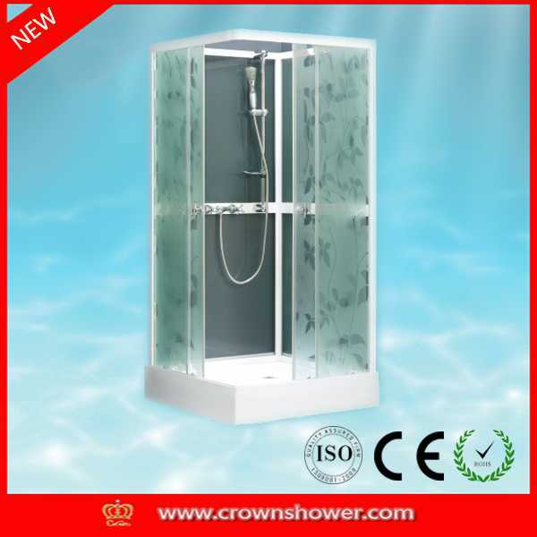 simple design cheap sector silding door shower room carved used bathroom sink base cabinets