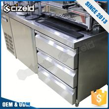 New 2017 Deep Freezer With Refrigerator Drawer