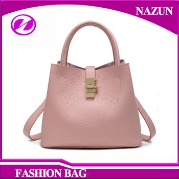 2017 Latest Fashion Trends Las Bags Women Pu Leather Shoulder Handbags