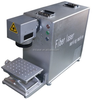 Animal Ear Tag Button 10w 20w 30w 50w Fiber Laser Marking machine