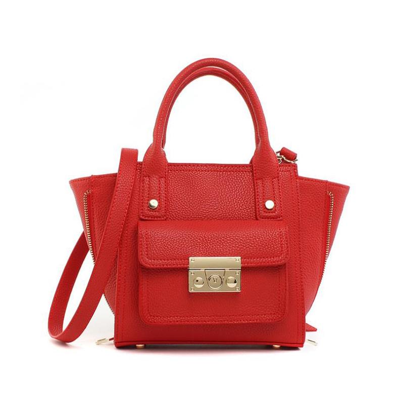Get Quotations · Genuine Leather Bags Fashion women leather handbags ladies  Shoulder bag women famous brands Bag women messenger 01c8f0215e
