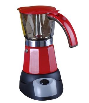 China Professional Coffee Pot Machine Battery Operated Maker
