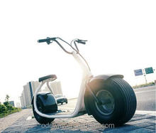 New arrival battery power electric motor scooter citycoco bike