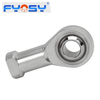 PHS and POS series ball joint bearing PHS8 PHS12 PHS16 PHS20 rod end bearing with male and female thread