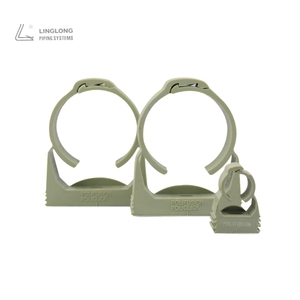 china factory made durable adjustable ppr pipe plastic clamp