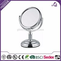 10x Magnified Diamond shining table beauty decorative mirror